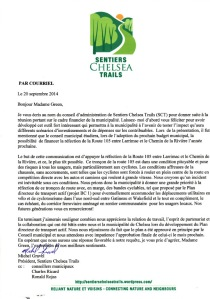 MGravel Letter to Caryl Green, 2014-09-20,105