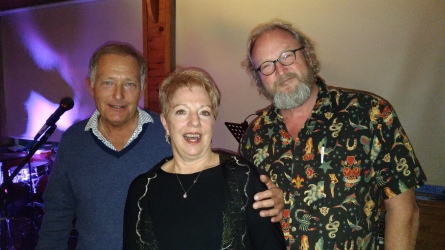 Michel Gravel, Catherine, Dave Maitland